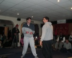 Martial demonstration